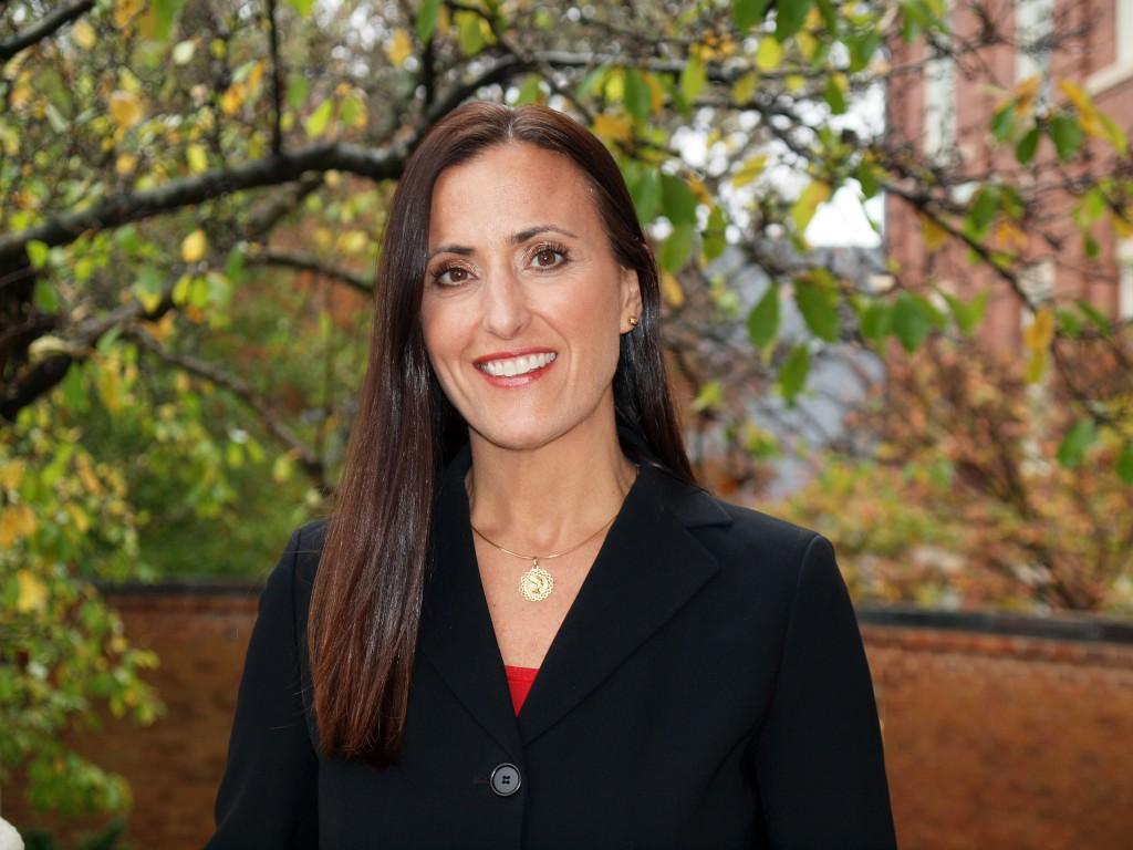 Monica Gillespie, Head of Saint Mary's School Raleigh NC